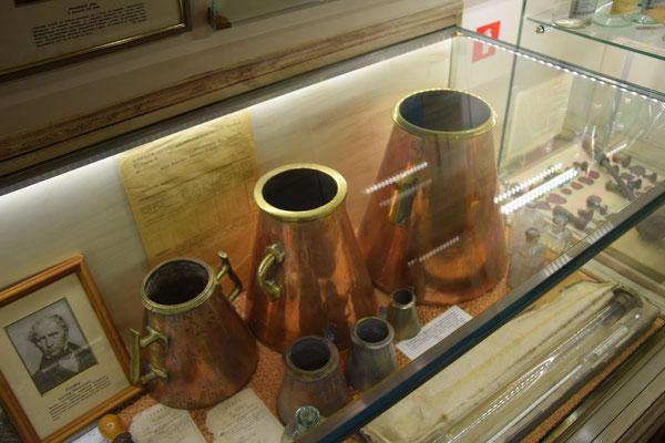 Geräte zur Wodkaherstellung