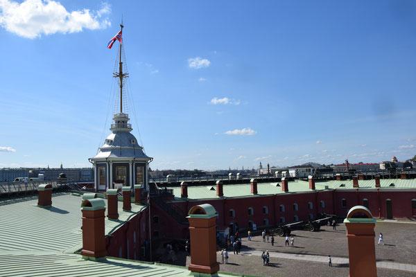 Turm und Festunganlage