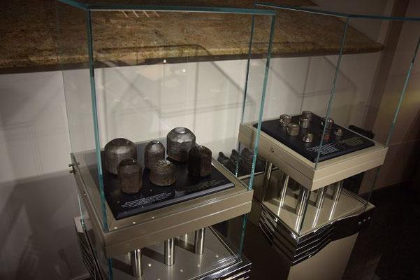 Instrumente für die Münzherstellung