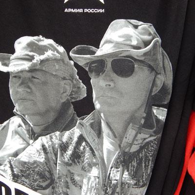 T-Shirt aus Russland