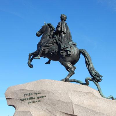 Eherne Reiter   Peter der Große