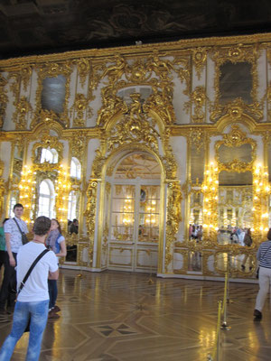 Im Katharinenschloß St Petersburg