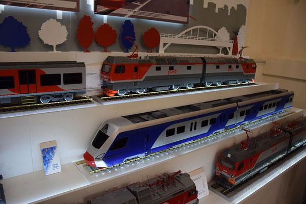 Eisenbahnmodel