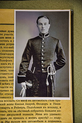 Foto Jussupow in Uniform