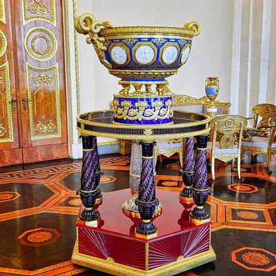 im Russischen Museum eine große Schale