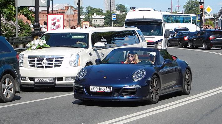 Autos aus Deutschland sind in Russland beliebt