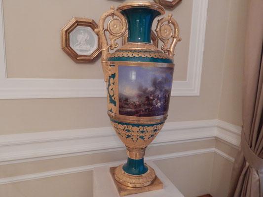 Vase im Faberge-Museum