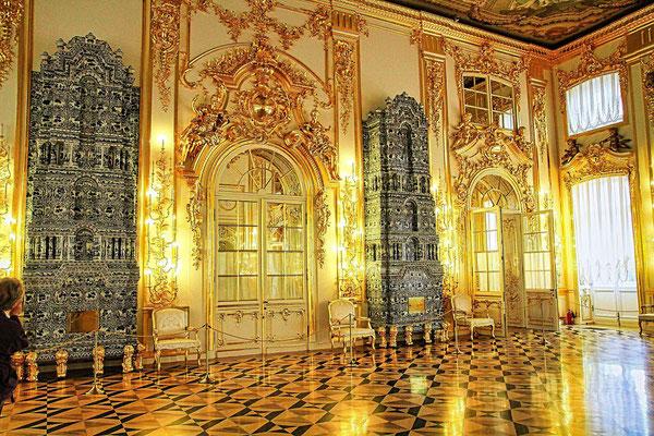 der große Saal im Katharinenpalast