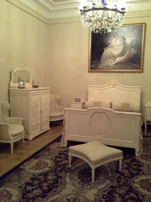 Möbel im Jussupow Palast - Stadtführung in St. Petersburg.