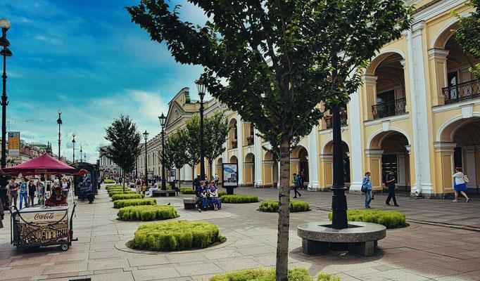 Kaufhaus Gostiny Dwor