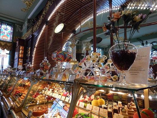 Delikatessengeschäft Jelissejew in Petersburg