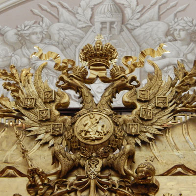 Wappen Russlands