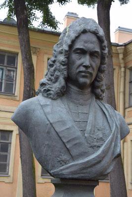 Figur mit Menschikow