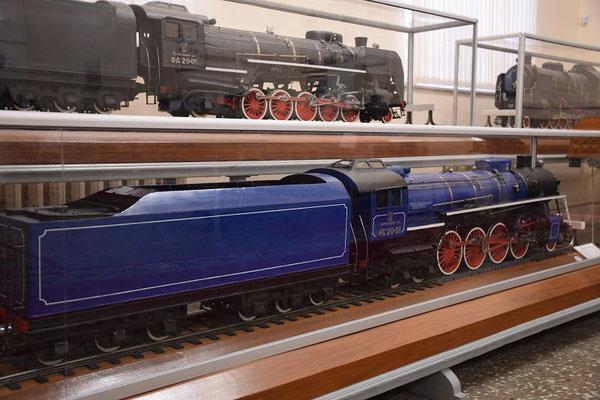 Dampflok Model