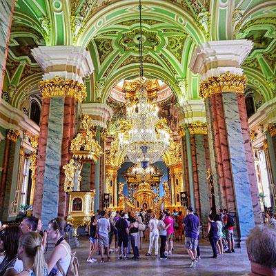 Kathedrale der Peter und Paul Festung