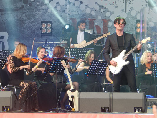 Konzert am Palastplatz