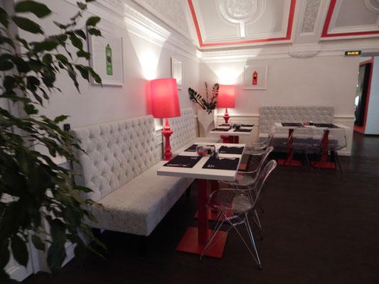 Restaurant im Faberge-Museum