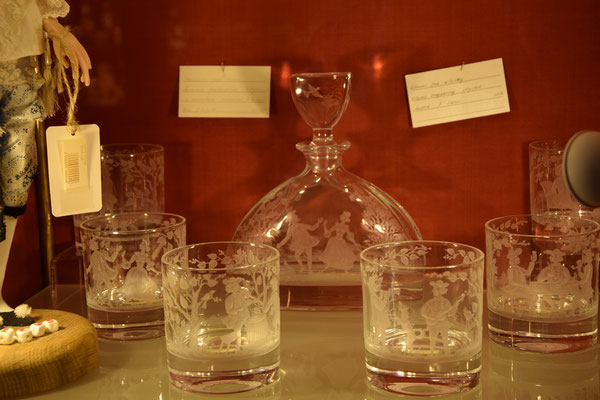 Gläser Souvenirs