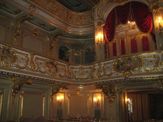 Jussupow Palast Galerie bei einer St. Petersburg Führung