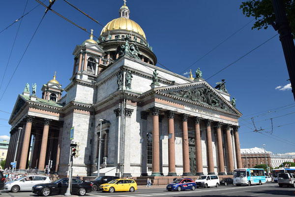 Isaakskathedrale