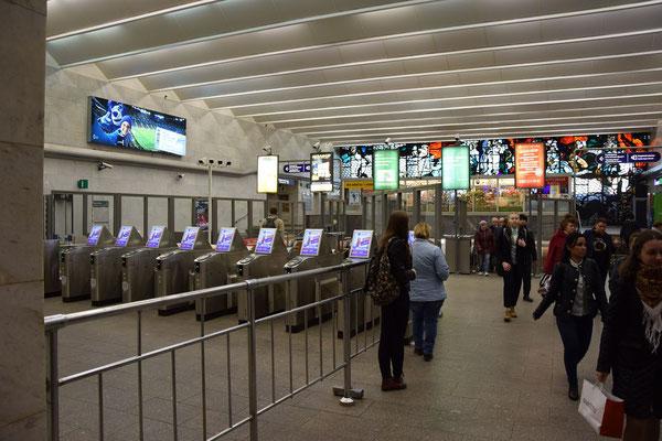 Metrostation Gostiny Dwor