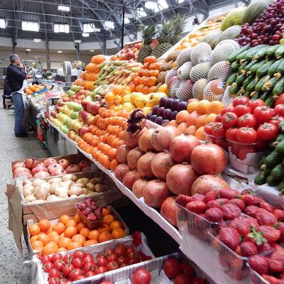 Bauernmarkt in SPB.               k