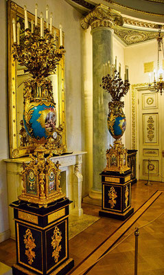 Flur im Palast