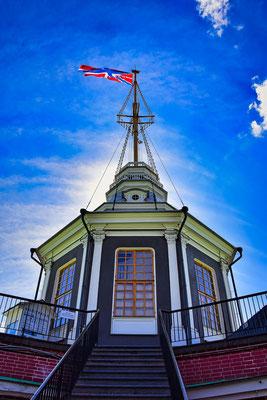 Turm auf der Peter und Paul Festung