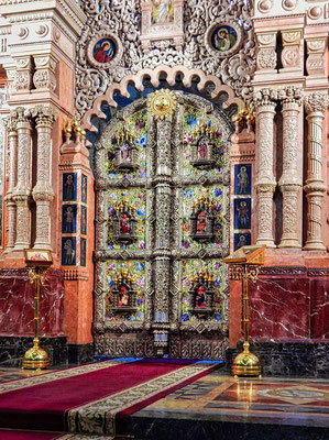Tor in der Blutskirche