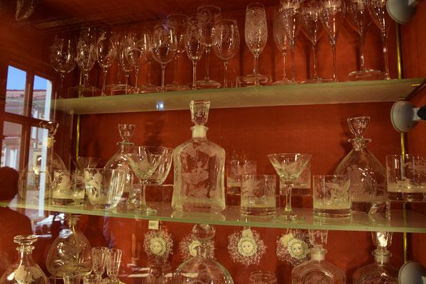 Gläser Souvenirladen
