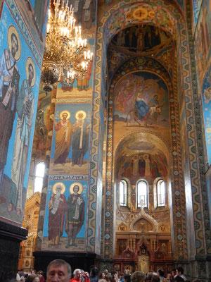Auferstehungskirche Innenbereich