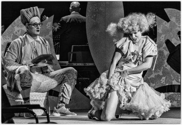 """Giovanni Paisiello """"Der Barbier von Sevilla"""" Partie: Rosina Festival Schloss Britz Spielzeit 2015/ 2016 Foto: Alex Adler Eventphotografie"""