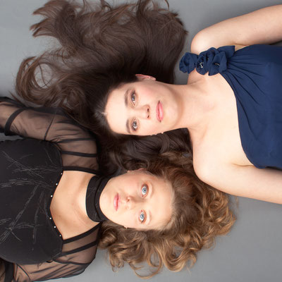 Duo Andrea Chudak/ Lidiya Naumova (Sopran+Gitarre) (Foto: Wolfgang Unger)