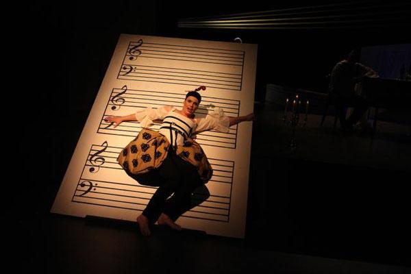 """Giuseppe Gazzaniga """"Don Giovanni"""" Partie: Donna Elvira Festival Schloss Britz Spielzeit 2014/ 2015 Foto: Christian Brachwitz"""