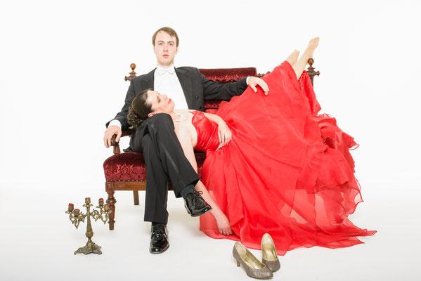 Duo Andrea Chudak/ Andreas Schulz (Sopran+Klavier) (Foto: Alex Adler)