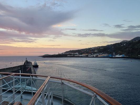 Insel, Yoga-Reise, MS Europa 2