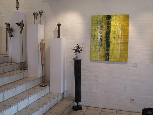 Gruppenausstellung September 2015, Aesch