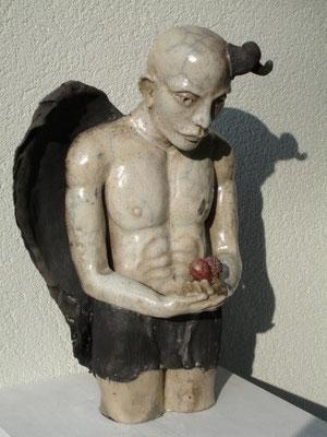 Engel/Teufel, Raku