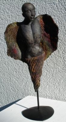 Engel Raku, verkauft