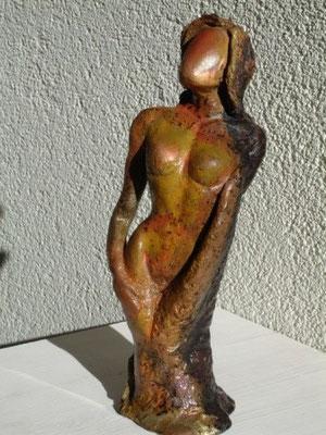 Daphnes Verwandlung, Raku