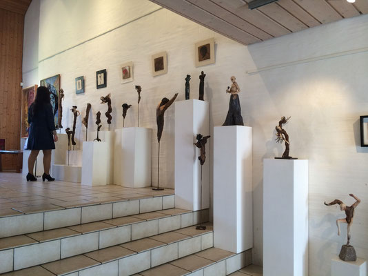 Gruppenausstellung April 2014, Aesch