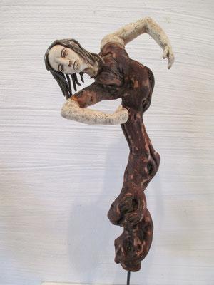 Tänzer Keramik-Rebholz, verkauft