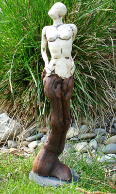 Winzerin, Keramik-Rebholz, verkauft