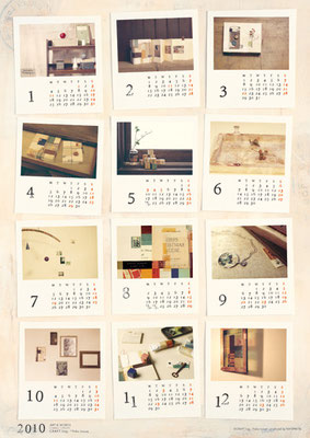 Calendar(MARK'S)