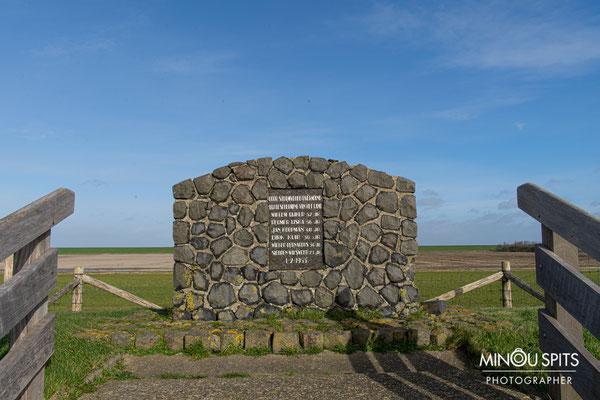 Monument Texel