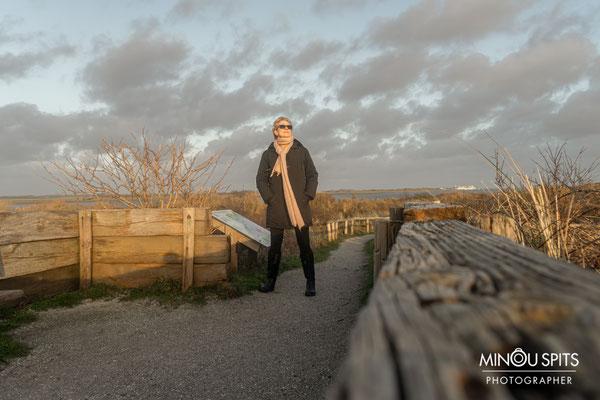Fotograaf Minou/Fotocursus Nederland op Texel