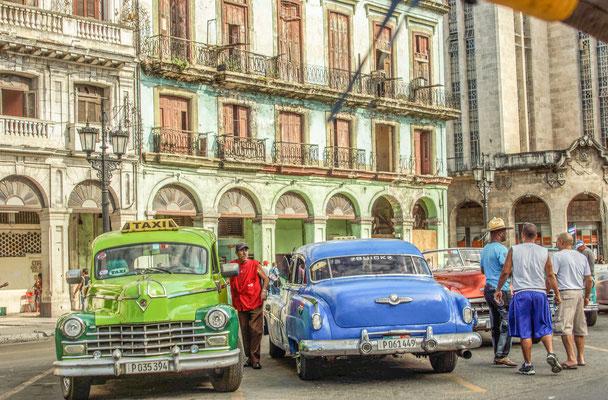 Havana straatleven