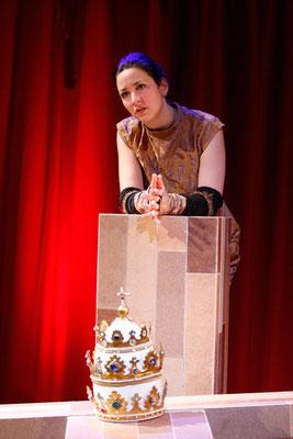 Die Antrittsrede der amerikanischen Päpstin, Theater Reutlingen Die Tonne 2010