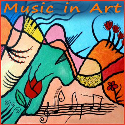 Laat je hand dansen op papier en schilder jouw kunstwerk met acrylverf op doek!