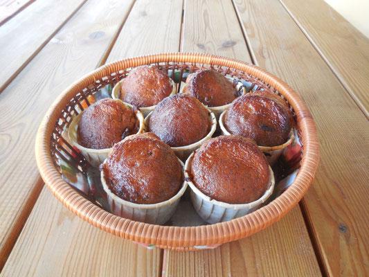 moelleux noix - citron au monbazillac pour le pique nique